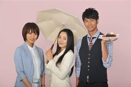 Hayami Mokomichi Co-Stars With Yukie Nakama In