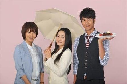 """Hayami Mokomichi Co-Stars With Yukie Nakama In """"Jinsei ga Tokimeku Katazuke no Mahou"""""""