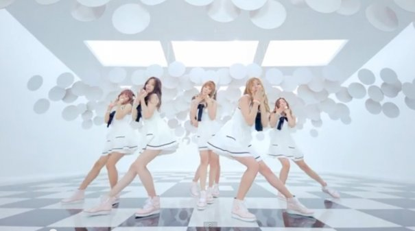 [Kpop] A-Pink Release Dance MV For
