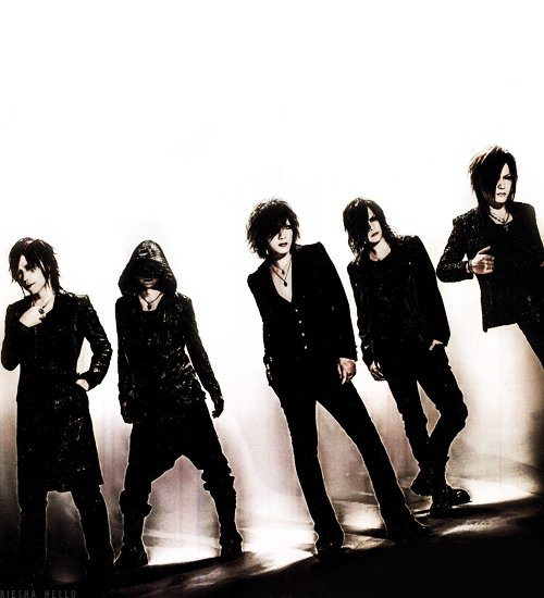 The GazettE Reveals Details On New Single