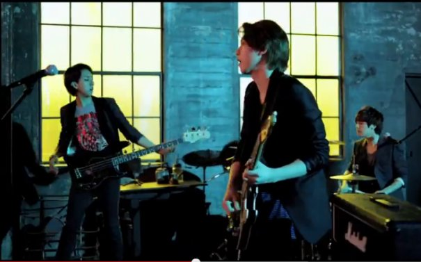 CNBLUE Share MV From Their New Japanese Single