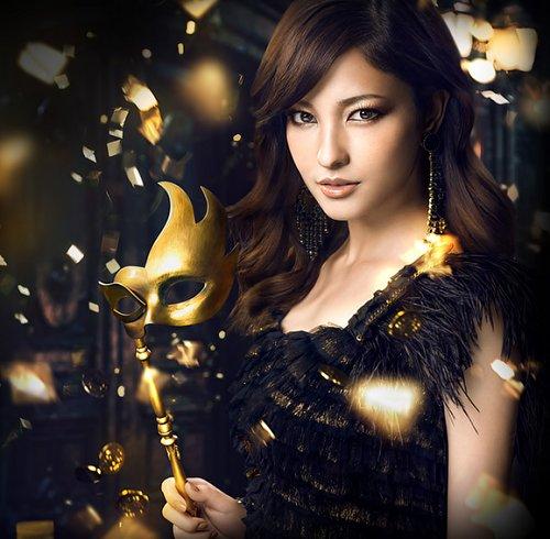 Meisa Kuroki Chosen For Kate Kanebo Cosmetics CM
