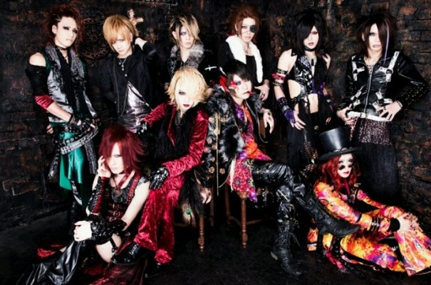[Jrock] Velbet and Lycaon to Release DVD of Two-Man Live
