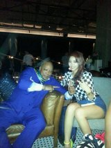 Ailee Meets the Legendary Quincy Jones