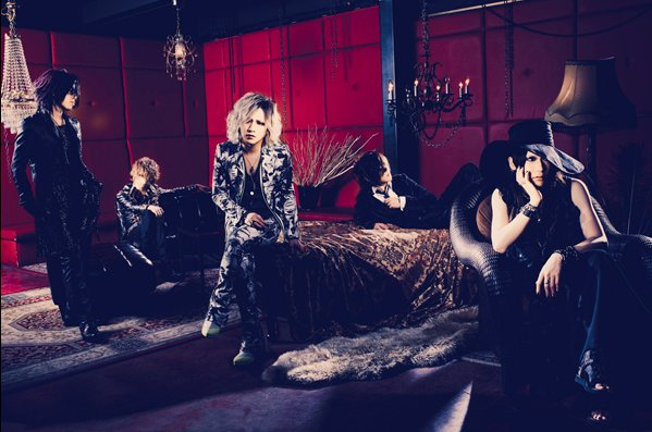 the GazettE Reveals Preview And New Look For