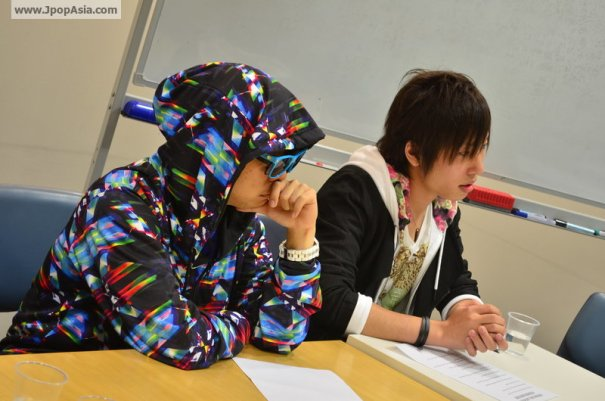 [Exclusive] JpopAsia's Interview With Kz(Livetune) & Hachiouji-P