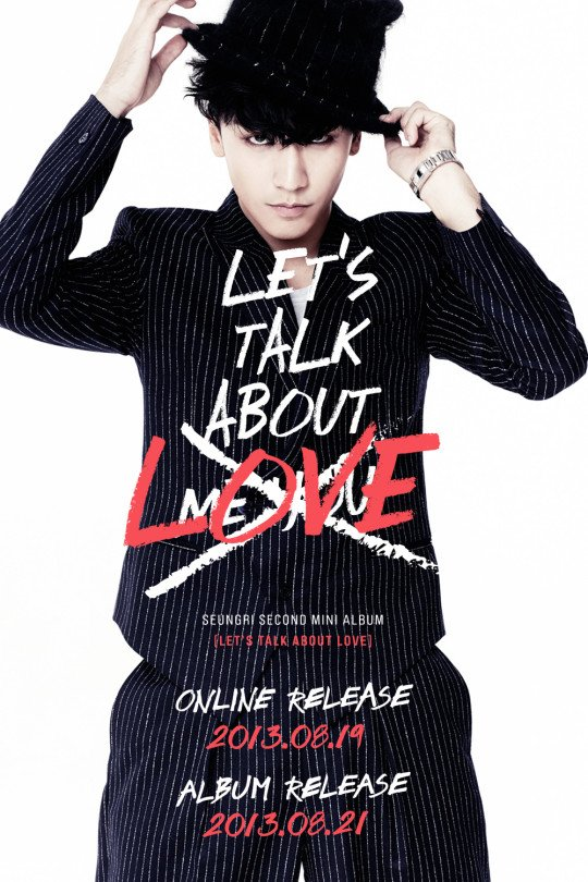 Seungri Releases Tracklist and Teaser for Second Solo Album