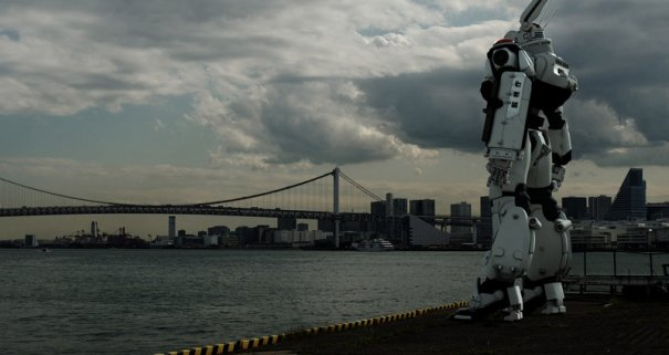 "Live-action ""Patlabor"" Reveals It's Grand Teaser Poster"