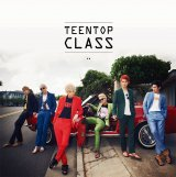 "TEEN TOP Reveal Cover Jacket For Upcoming Mini Album ""TEEN TOP CLASS"""