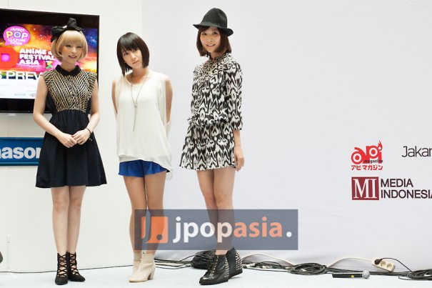 [Jpop] Press Conference + Special Roundtable Interview with the Guest Stars of AFAID 2013