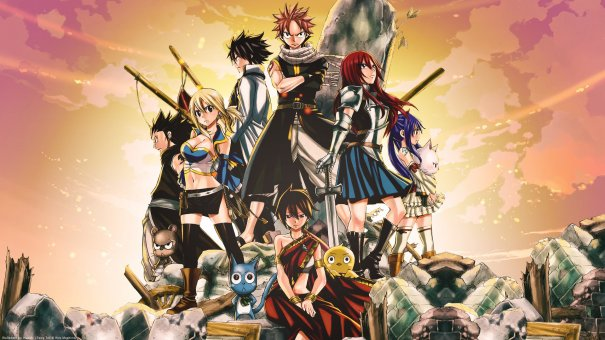 Funimation Releases Fairy Tail the Movie: Phoenix Priestess English Dub Trailer