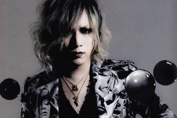 Ruki of the GazettE Promises Another World Tour