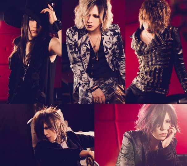 the GazettE Reveals Details on Upcoming Album