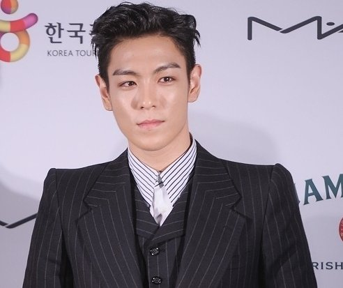 [Jpop] T.O.P Receives Best Rookie Award