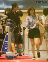 Aya Matsuura & Keita Tachibana Off To Hawaii For Their Wedding Ceremony