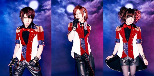 [Jrock] Megamasso to Release First Double-A-Side Single