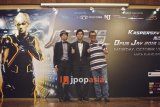 """Jay Chou Holds Press Conference for """"Opus Jay World Tour 2013"""" in Jakarta"""