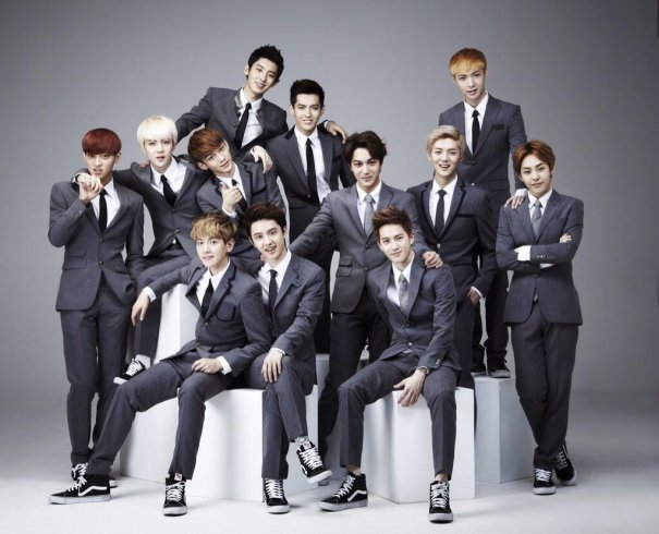 Server of Korean Web-store HOTTRACKS Overwhelmed Of EXO's Popularity Is Down For A While