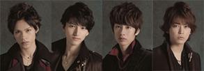 "[Jpop] KAT-TUN To Release Mini Album ""-kusabi-"""