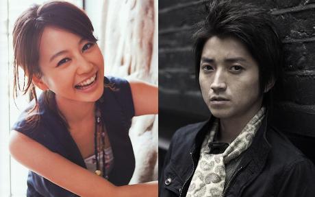 Maki Horikita & Tatsuya Fujiwara Given The