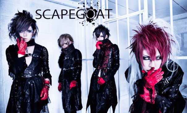 [Jpop] SCAPEGOAT to Release New Single