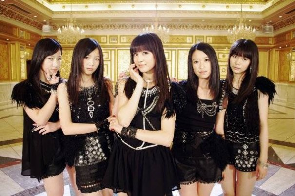 [Jpop] TOKYO GIRLS' STYLE To Release