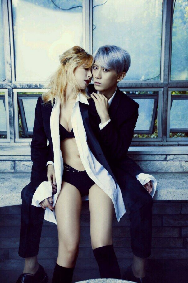 [Kpop] Trouble Maker Announces Comeback Date & Title Track