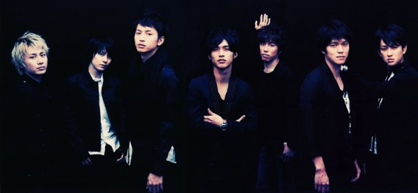 "Kanjani8 To Provide Song For ""Mogura No Uta"""