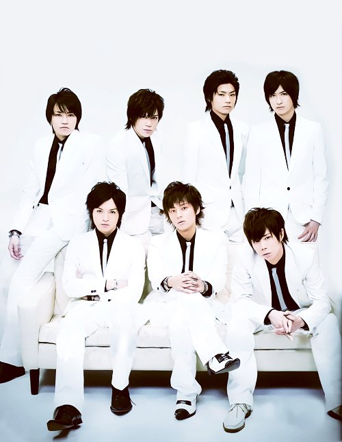 Kis-My-Ft2 Releases Radio Preview Of