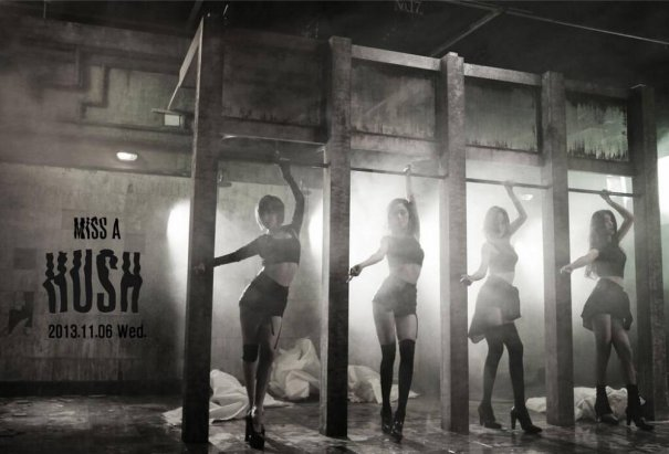 Miss A Releases Teaser Image For Their Upcoming Studio Album