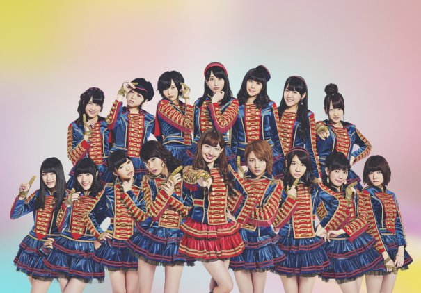 "AKB48's ""Heart Ereki"" Sells Over A Million Copies In Its First Day Of Release"