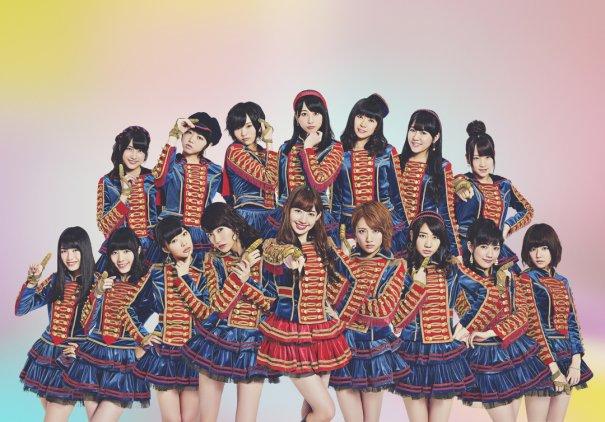 AKB48's