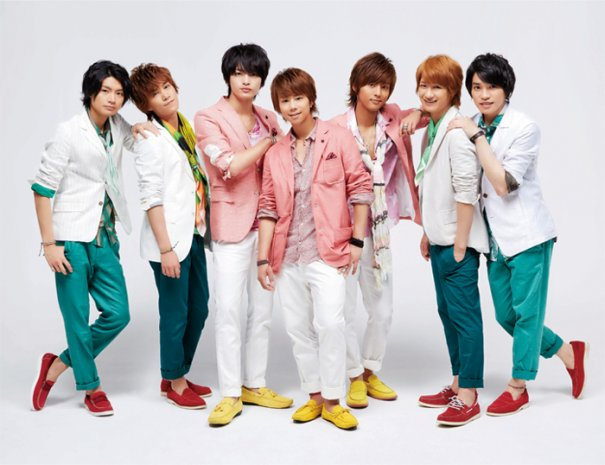 Kis-My-Ft2 Forms New Subunit Busaiku