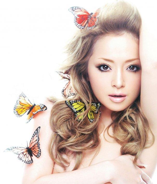 Ayumi Hamasaki Releases Short Lyrics Video for