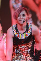 Show Luo Tops Taiwan's List Of Highest-Paid Singers