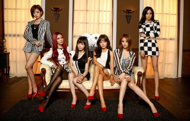 T-ara's Japanese Fan Club Will Shut Down In April