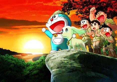 "Kis-My-Ft2's ""Hikari no Signal"" Chosen As An OST For Doraemon Official Animation"