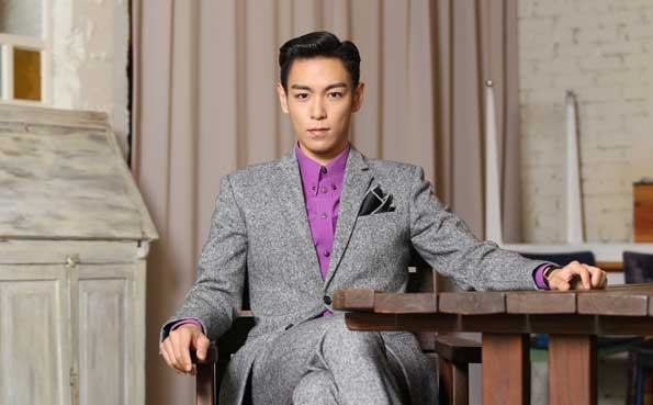"T.O.P. Mentioned As ""2013's Hottest Sex Symbols"" By ""Rolling Stone"" Magazine"