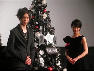 "Hiro Mizushima & Ayame Gouriki Present At The Promotional Event For ""Kuroshitsuji"""