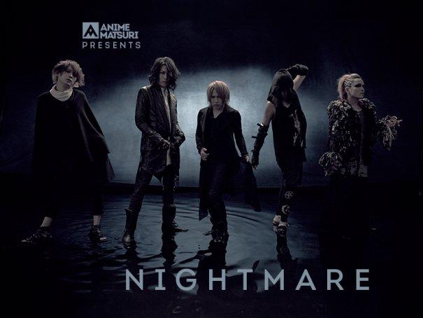[Jrock] Nightmare to Make U.S.-Debut