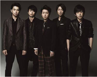 Arashi To Provide OST To Jun Matsumoto's Starring Drama