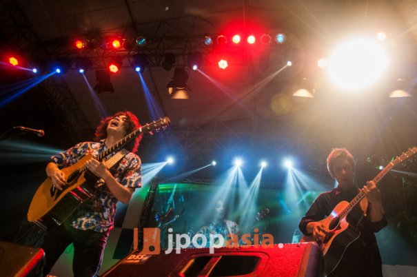 [Jpop] DEPAPEPE Performs at Jazz Goes To Campus Festival in Indonesia