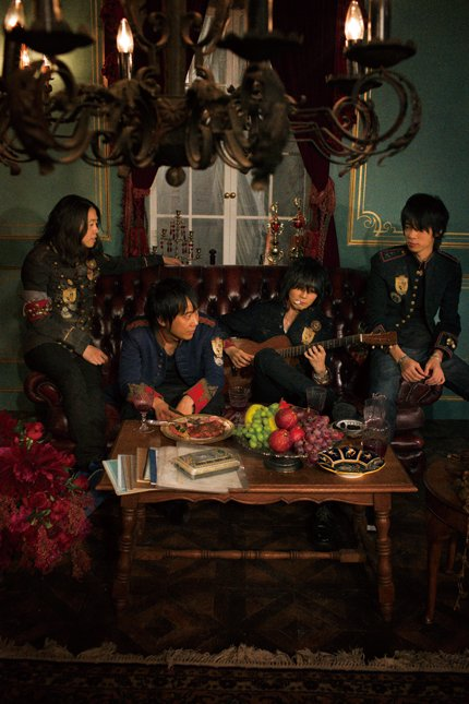 "BUMP OF CHICKEN to Release New Album ""RAY"""