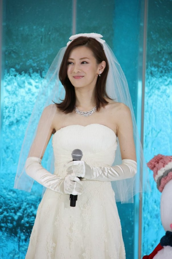 "Ryo Nishikido & Keiko Kitagawa Appear At Wedding Event For ""Dakishimetai - Shinjitsu no Monogatari"""