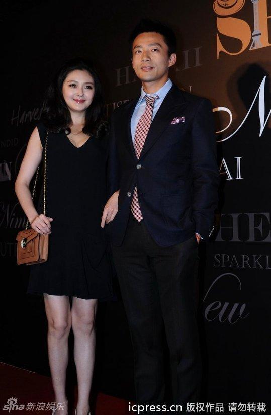 Barbie Hsu Is Expecting A Baby Boy