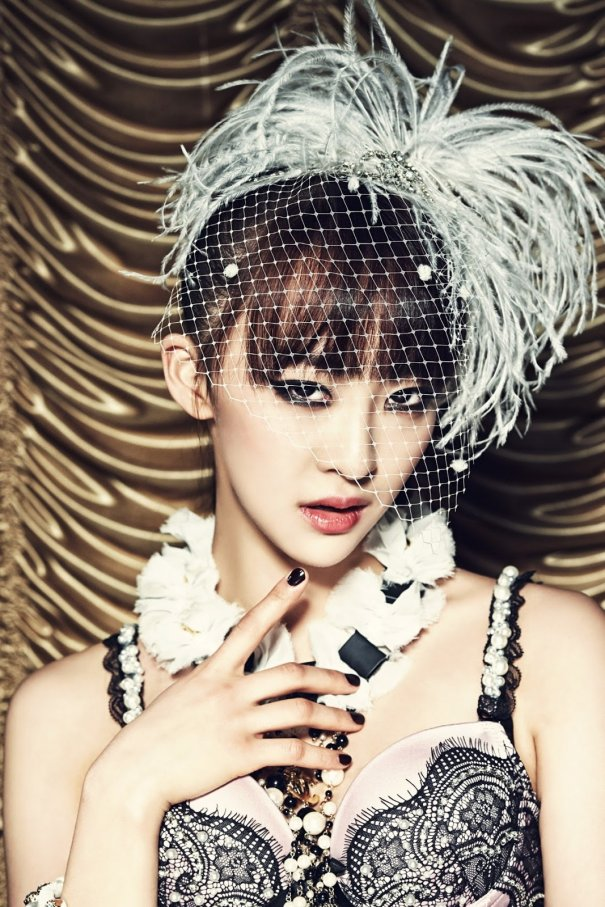 SISTAR's Dasom Eats Only Once A Day