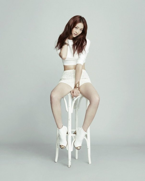 SISTAR's Dasom Ultimately Wants To Be An Actress