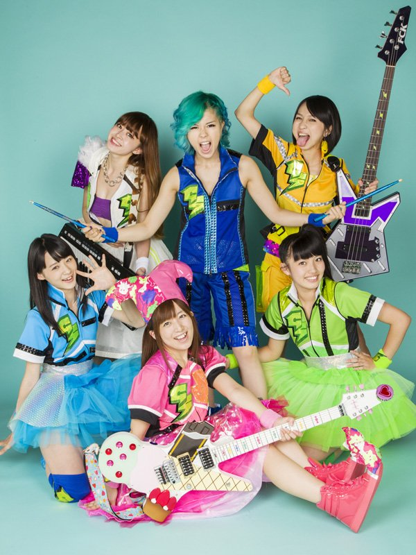 [Jpop] Gacharic Spin To Perform at Tekko 2014 and Release A New Single