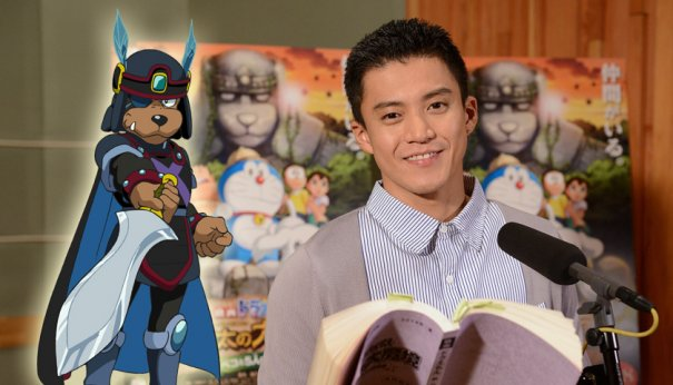 [Jpop] Shun Oguri To Voice Act In Upcoming Doraemon Movie