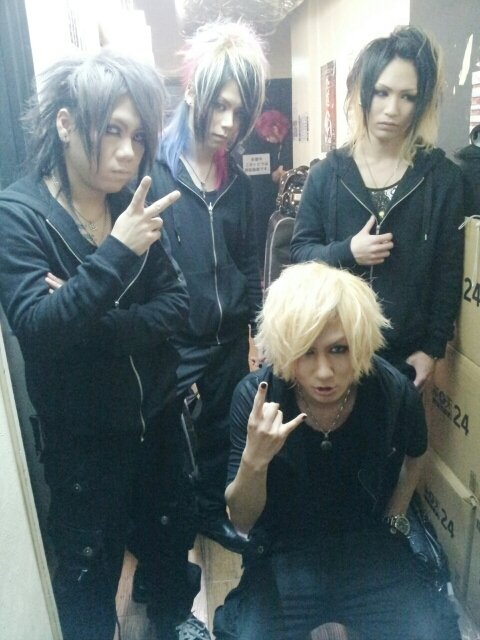 [Jpop] Yuuto (ex-Called≠Plan) Forms New Band